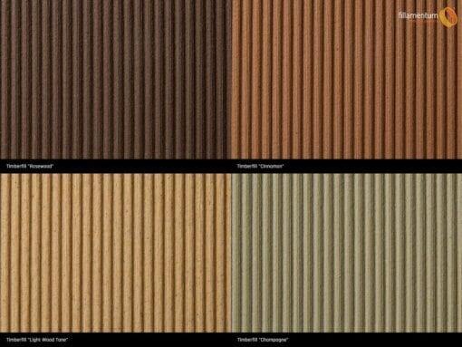 Timberfill varianter