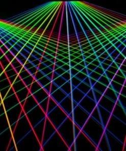 LED, Laser og 3D print