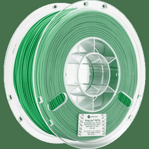 Petg filament grøn Polylite til 3D Printer