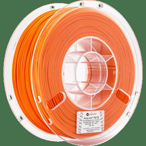 PETG filament Orange til 3D Printer