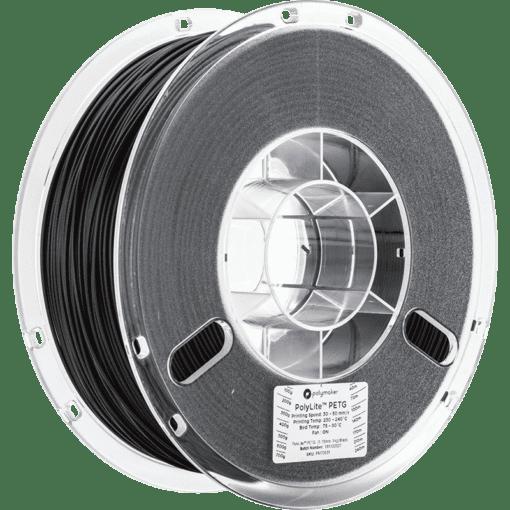 PETG filament Sort til 3D Printer