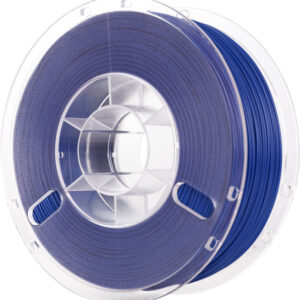 Blåt PLA filament PolyLite
