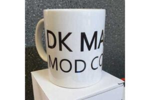 DK Maker krus
